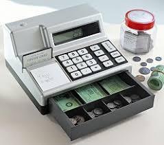 <b>Cash Register</b> & <b>Play</b> Money | <b>Toy</b> Kitchen Accessories | Pottery ...