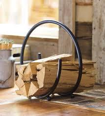 Small Firewood Holder Indoor