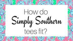 Simply Southern Size Chart 70 Best Simply Southern Shirts Images In 2019 Simply