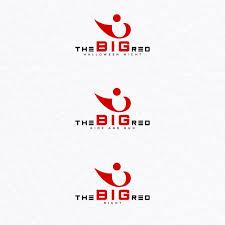 Design Th Bold Playful Logo Design For The Big Red By Suko Design