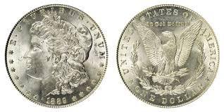 American Silver Coin Value Chart 1889 Morgan Silver Dollar Coin Value Prices Photos Info