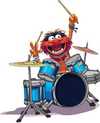 animal muppet drums. Interesting Animal DRUM AHHHH Inside Animal Muppet Drums S