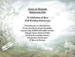 image is loading 60th anniversary gift or any year personalized poem