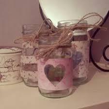 Decorating Jam Jars For Candles Items Similar To Mini 100100oz Jam Jar Wedding Christening Favours 62