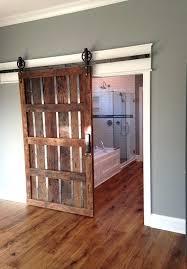 8 foot barn door this is a beautiful 5 8 foot rustic steel sliding barn door