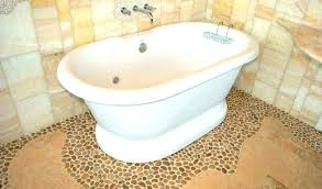 cast iron clawfoot tub value