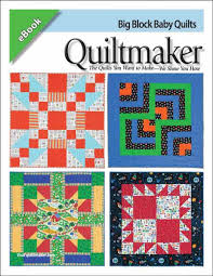 Big Block Baby Quilts Ebook &  Adamdwight.com