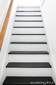 how to paint stairs the easy way
