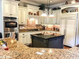 kitchen updated with creamy sherwin williams alabaster cabinets and trim best cabinet paint colors