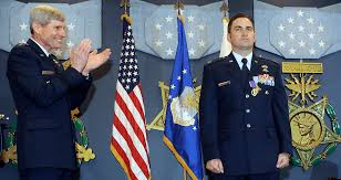 Battle of survival Special tactics officer awarded Air Force