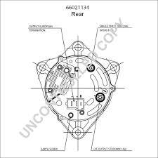 Ponent prestolite leece neville 77 ford alternator wiring diagram 66021134 dim r alternator wiring