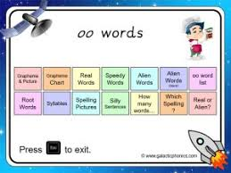 Worksheet for (very) young learners who have just started reading. Oo Look Phonics Worksheets And Games Galactic Phonics