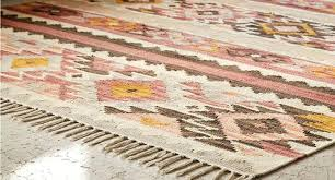 5x7 chenille rug urban outfitters my favorite modern vintage rugs under furniture row sofa mart