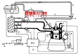 index 28 communication circuit circuit diagram seekic com the oil spray control system circuit of 200gli afe petrol engine