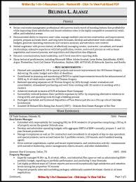 How To Write The Achievements In The Resume Accomplishment Resume