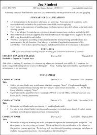 Skills Usa Resume Template Free Download