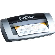 Card Scanner El Cs Biz9 Cardscan 900 Business Card Scanner Ocr With Image