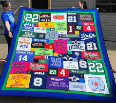 T Shirt Quilt Pattern With Different Size Blocks Inspiration 48 Common Misconceptions About Tshirt Quilts