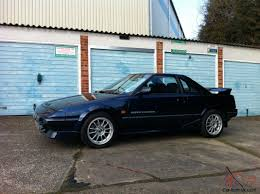 Toyota MR2 Mk1 Supercharger Manual 30k Miles Supercharged