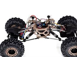 rockslide rs10 xt 1 10 scale crawler 2 4ghz