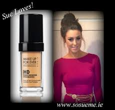 you review the make up forever hd foundation