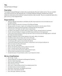 Restaurant Manager Resume Skills Perfect Sample Resume Perfect Resumes How To Nice Example Of Perfect