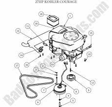 bad boy mower parts more information bad boy parts lookup 2014 zt elite kohler engine 725 747cc