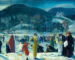 view enlargement add to my collection george wesley bellows