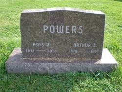 Avis Vira Cook Powers (1881-1978) - Find A Grave Memorial