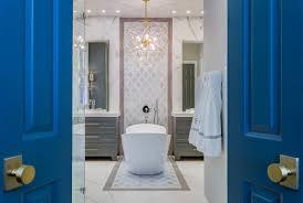 bathroom remodeling houston. Master Bathroom Renovation | Gold, Gray \u0026 Cobalt Spring Valley Houston, TX 2016 Remodeling Houston N