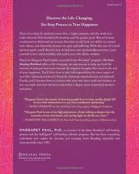 The Inner Bonding Workbook Six Steps To Healing Yourself