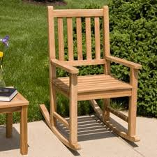 teak outdoor rocking chairs. joanne teak rocking chair outdoor chairs g