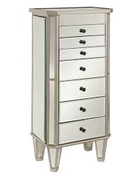 Mirrored Jewelry Cabinet Armoire Furniture Jewelry Armoire Standing Mirror Jewelry Armoire