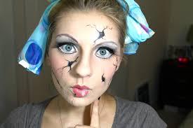broken doll makeup tutorial ed doll makeup you