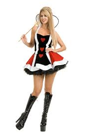 Enchanted Queen of Hearts Costumes | Enchanted Queen of Hearts Costume |  Costume One