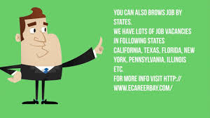 Best Job Portal In Usa Search Latest Jobs In Usa Ecareerbay Best Job Portal