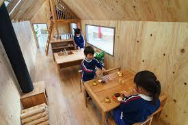 Small Picture Tiny house for playing house added to Japanese kindergarten Curbed