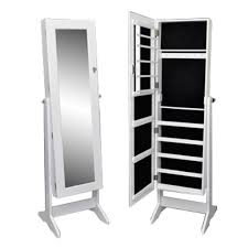tall standing mirrors. Standing Jewelry Cabinet With Mirror Co Uk Kitchen Home Tall Mirrors
