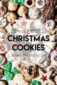 Wish someone well with a cookie care package that's sure to shape smiles. 35 Of The Best Christmas Cookies House Of Nash Eats