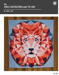 Abstration: The Lion Quilt Pattern & Alternative Views: Adamdwight.com