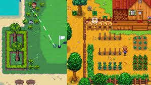 Stardew Valley Chart Chill Out With Golf Story And Stardew Valley On Nintendo