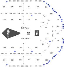 Van Andel Arena Seating Chart Wrestling Download Hd Full Map Van Andel Arena Section 110 Row P