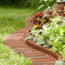 edging your garden