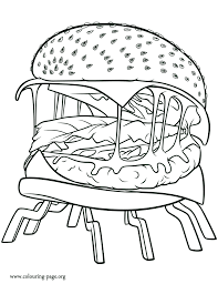 Small Picture Chance of Meatballs Cheespider coloring page