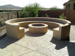 Block Fire Pit Kit How To Build Fire Pit Designs