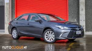 2015 Toyota Camry Atara S - Car Review - More Than A Taxi ...