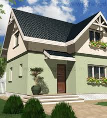 Small Picture House With Attic Design Modern Pictures Of Bungalow Style Home