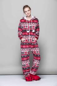 Animal Pajamas Pattern Cartoon Women Sleep Pajamas For Girls ...