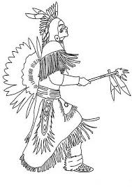 Small Picture Coloring Book Native American Coloring Book Coloring Page and