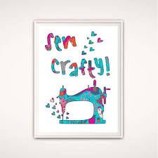 decorate your space with sewing wall art crafty walls and sewing rooms